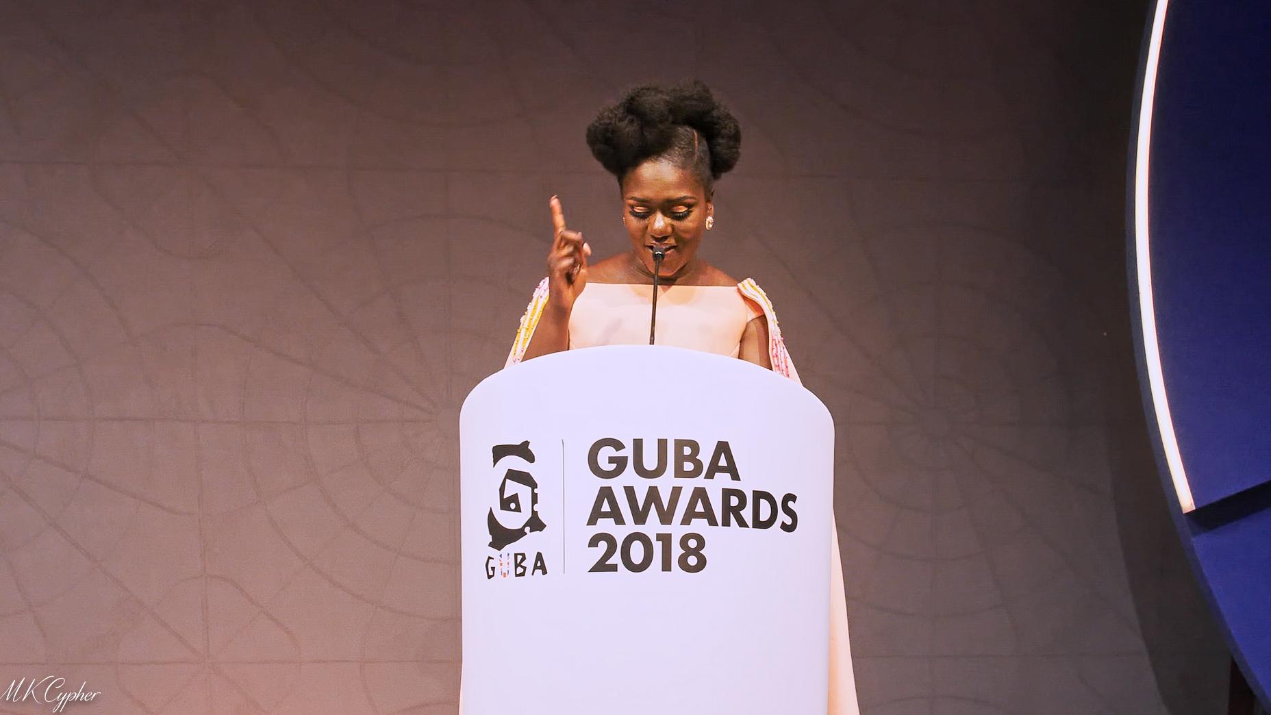GUBA AWARDS